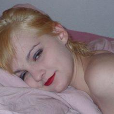 blondblondje uit Flevoland